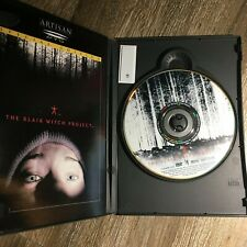 The Blair Witch Project Dvd Movie