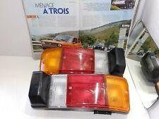 FIAT 127  SPORT - 77 / 81 - FANALI POSTERIORI DX- SX ORIGINALI SEIMA