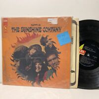 The Sunshine Company Happy Is- Imperial 12359 VG+-/VG+ Psych rock
