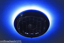 2pc LED Speaker Rings for Rockford Fosgate Marine PM282 and PM282B Drilled  New