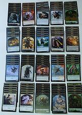 MTG Magic: The Gathering Lot of 100 Tokens: 5/ea Goblins Vampires Devil Zombie