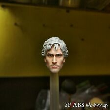 SFABS Avengers Age of Ultron Quicksilver 1/12 Scale Head Sculpt