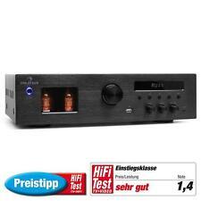 PROFI HIFI RÖHREN VERSTÄRKER ENDSTUFE RADIO TUNER STEREO RECEIVER USB MP3 AUX IN
