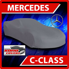 Mercedes C-Class Sedan 2001-2007 CAR COVER - 100% Waterproof 100% Breathable