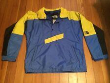 Vtg The North Face Size Medium Gore Tex Windbreaker Pullover Jacket Hood