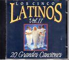 Los Cinco Latinos – 20 Grandes Canciones Vol. II - 2 CDs 1992