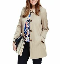 Marks and Spencer Women's Polyester Casual Trench Coats, Macs Coats & Jackets