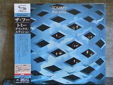 THE WHO-Tommy-2013 2CD Japan SHM