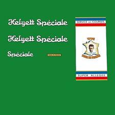 Helyett Speciale Bicycle Frame Stickers - Decals - Transfers  n.500