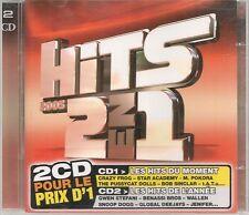 2 CD COMPIL 36 TITRES--STEFANI/TATU/RIHANNA/SOLVEIG/POKORA/BADI/WALLEN