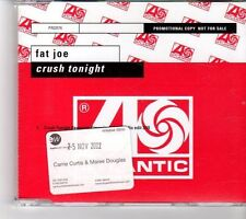 (FM485) Fat Joe, Crush Tonight - 2002 DJ CD