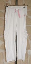 Pantalon blanc neuf taille 5-6 ans marque Piazza Italia