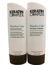 Keratin Complex Timeless Color Shampoo & Conditioner 13.5 OZ. Each