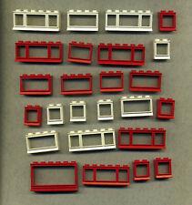 LEGO capo capo SCORREVOLI ROSSE-marroni Reddish Brown Ladder 14x2.5 4207