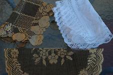 Lace Table Linen Sets
