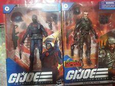 GI Joe Classified Major Bludd Cobra Island Target Exclusive and Cobra Infantry