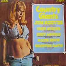 COUNTRY GIANTS  - LP