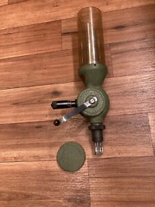 Vintage Original Reloading Redding powder dispenser measure