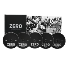 ZERO Skateboards Anthology DVD Box Set Skate Video 5 Discs Jamie Thomas NEW