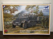 Bronco 1/35 Sd.Kfz.6 - Mittlerer Zugkraftwagen 5t (BN9b) Pioneer Version- Sealed