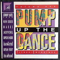 Compilation LP Pump Up The Dance - France (EX/EX+)