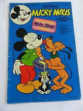 1x Comic - Micky Maus - Nr. 20 (1976 Jahrgang mit Beilagen) - Top Zustand