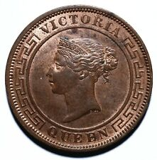 1892 Ceylon One 1 Cent - Victoria - Lot 929