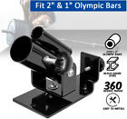 """Home Gym T Bar Row Landmine Attachment 360° Swivel for 1""""or 2"""" Olympic Bars 50mm"""