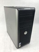 Dell OptiPlex 745 Desktop Intel Core 2 Duo 6300 1.86GHz 1GB RAM NO HDD NO OS