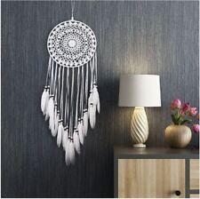 Home Decor Dream Catcher Knitted Cotton Handmade feather Fantasy Dreamcatcher