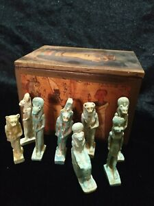 2. The Box of Secrets is a rare piece of ancient Egyptian civilization