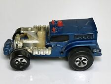 1973 Fat Daddy Sizzlers Law Mill Hot Wheels Redline Very Rare Blue Version