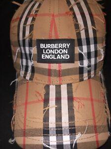 burberry hat men