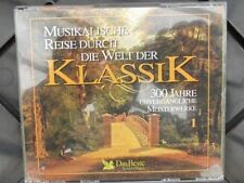 CD Musikalische Reise durch die Welt der Klassik - 300 Jahre unvergängliche M...