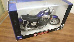 Yamaha V-Max   Vmax   1/12 Newray   (blue)