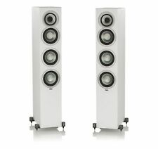 Elac FS Uni-Fi U5 White (Pair) 3-Way Floorstanding Speakers