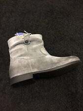 Birkenstock Sarina Women's Boot Leather Grey Sizes 38R And 42R
