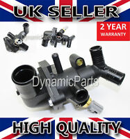 THERMOSTAT HOUSING WITH SWITCH FOR FORD TRANSIT MK7 MK8 2.2 RWD BK3Q8A586AB