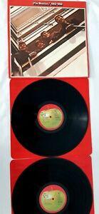 The Beatles 1962 / 1966 1st press vinyl LP.