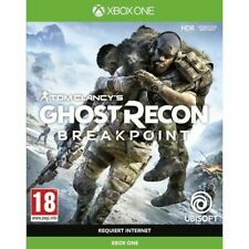 Tom Clancy's Ghost Recon Breakpoint - XBOX ONE neuf sous blister VF
