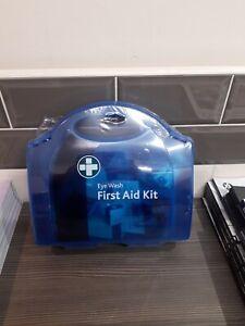 First aid kit eye wash