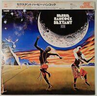 Herbie Hancock Sextant CBS/Sony 23AP 95 OBI JAPAN VINYL LP JAZZ