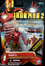 Marvel IRON MAN 2 MARK VI Variant. No.10 Movie Series New! Rare! Avengers