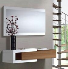 Wood Veneer Home Office/Study Modern Cabinets & Cupboards