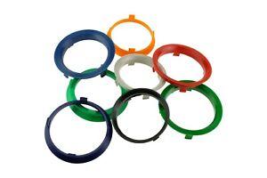 Zentrierring Hub Ring Distanzring für Alufelgen Adapter Ring