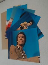 NEW VERY LIMITED EDITION BRUCE LEE SET OF FIVE – 10X 8 PORTRAIT SHOTS
