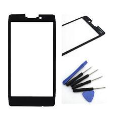 Black Glass Touch Screen Lens + Tool For Motorola Droid RAZR HD XT926 XT925