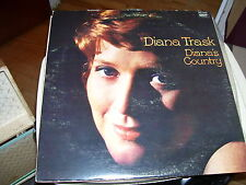 DIANA TRASK-DIANA'S COUNTRY-LP-NM-DOT RECORDS-GREEN GRASS OF HOME