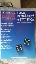 Le Scienze Quaderni n.98 Caso probabilità e statistica