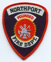 Northport Fire Department Patch Alabama AL